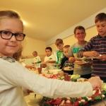 Montessori-Festwoche: Gesunder Tag 2