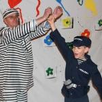 Hausmeister von Polizei festgenommen