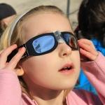 Sonnenfinsternis – wir schauten zu