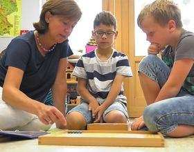 Ein ganzer Tag zur Montessori-Pädagogik