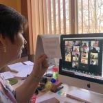 Zuhause allein lernen – trotzdem beisammen sein