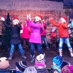 Monti-Wichtel auf dem Weihnachtsmarkt