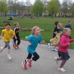 Montis laufen für Kinder