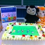 Geburtstagstorte für Mimi und Mo