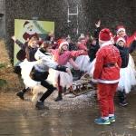 Monti-Weihnacht: Aus Regen wurde Schnee