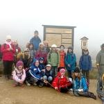 Die Montis als Gipfelstürmer auf dem Brocken